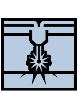 Cnc delenie materiálu - rezanie materiálu