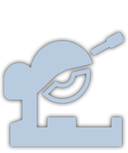 Opracovanie materiálu - ikona